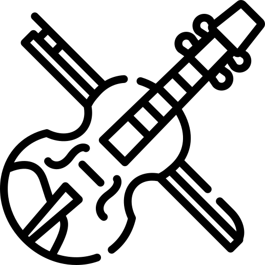 Viola, instrumento musical de cuerda